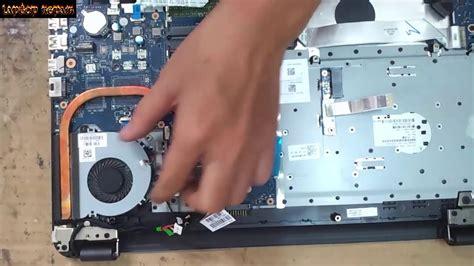 hp laptop fan repair hp 15 ac183tu disassembly and fan cleaning laptop repair