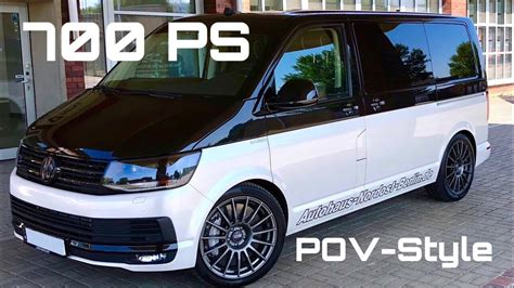 Autohaus Nordost Berlin by Style Highspeed Im Hgp Vw T5 T6 3 6 Biturbo 700 Ps