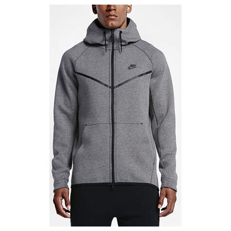 Jaket Parasut Nike Jaket Windbreaker Windrunner Grey Black 1 nike tech fleece zip windrunner jacket s casual clothing carbon black