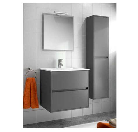 mobile bagno 70 mobile bagno sospeso cm 70 completo di specchio con