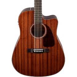 Guitar Center Gift Card Exchange - fender cd 140sce all mahogany acoustic electric guitar natural guitar center