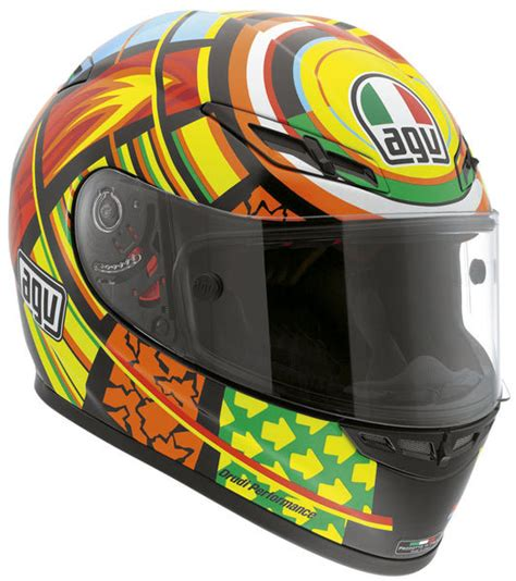 Helm Agv Gp Tech agv gp tech valentino elements helmet valentino helmets