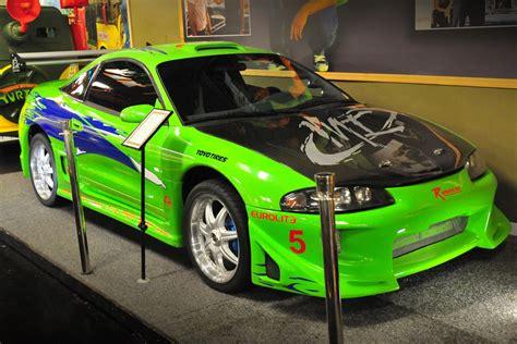 Auto Tuning Filme by 1995 Mitsubishi Eclipse Volo Auto Museum