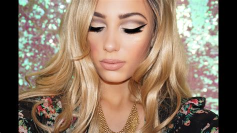 classic beauty makeup tutorial victoria lyn beauty youtube