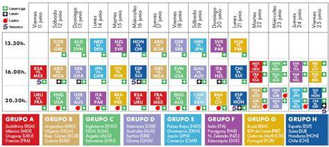 calendario deportivo de tv deportesonline mundial de f 250 tbol cadenas partidos y programas