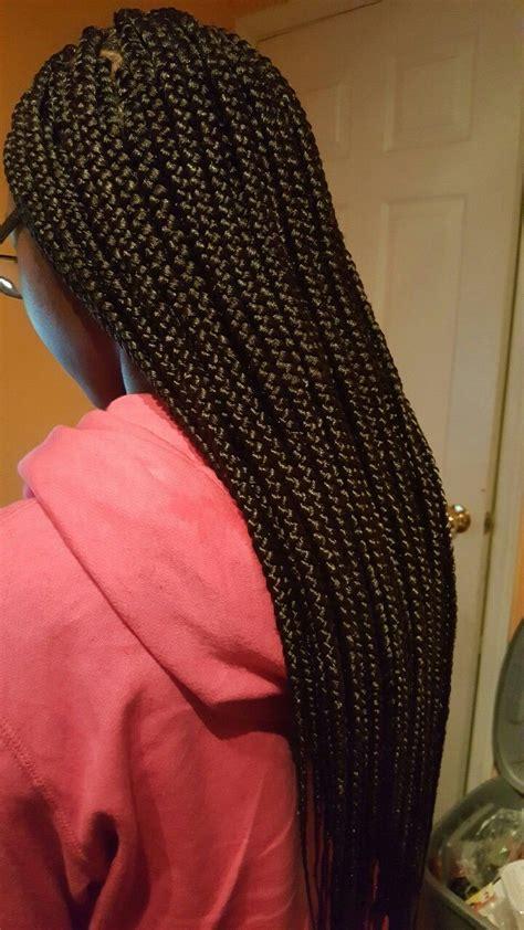 medium sized individual braids 1000 images about braids braid styles on pinterest