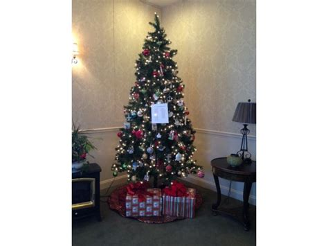 yorktown funeral home s announces its fifth annual tree