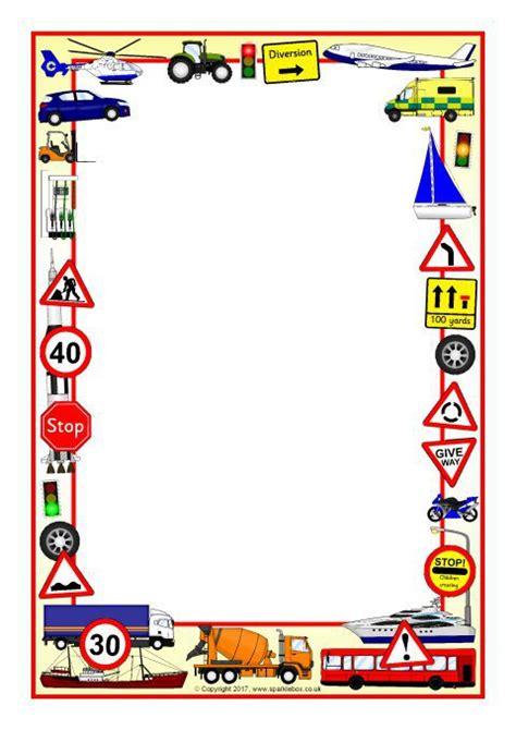 cars frames  borders damnxgoodcom