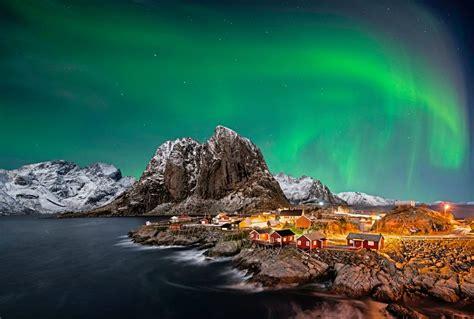 polarlichter wann lofoten mit dem schiff polarlichter jagen urlaub in