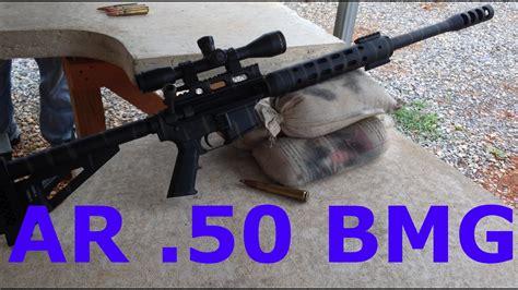 50 Bmg Ar 15 by Ar 15 With 50 Cal Barrel