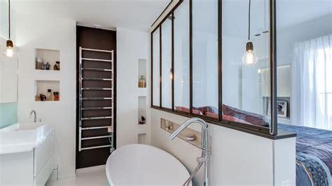 cr馥r une salle de bain dans une chambre davaus idee salle de bain dans une chambre avec