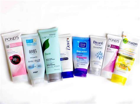 Sabun Cuci Muka Ponds daftar ph sabun cuci muka merek lokal dan drugstore di