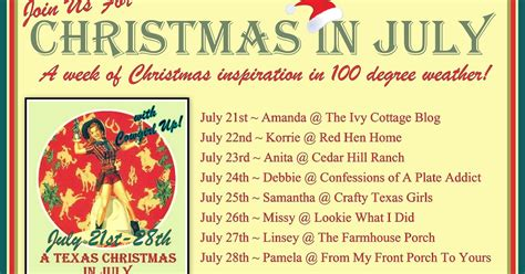 lookie what i did christmas in july day 2 book