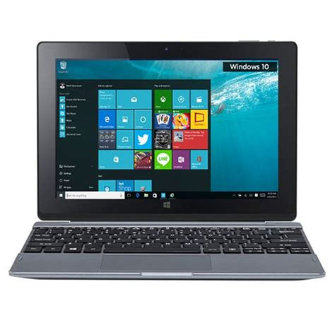 Laptop Acer One 10 Touchscreen Acer One 10 S1002 15q5 Intel 2gb 500gb 10 1 Inch Touch Screen Win 10 Silver Jakartanotebook