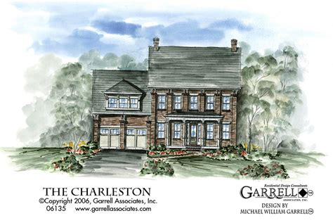 charleston house plans charleston house plan house plans by garrell associates
