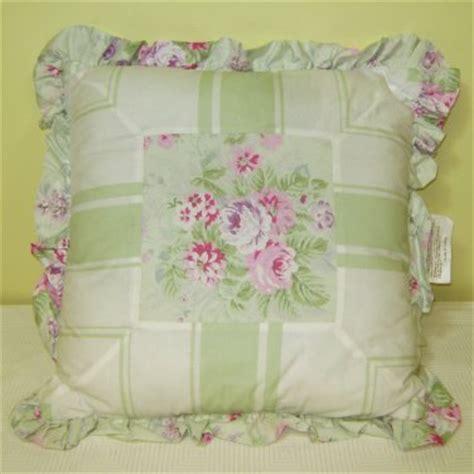 simply shabby chic bramble rose decorative throw pillows