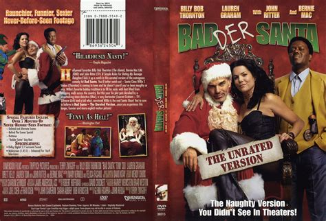 Bad Dvd Original international cover b