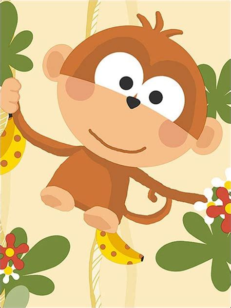 wallpaper cartoon monkey 49 best cute cartoon animals images on pinterest