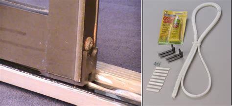 door weather stripping kit sliding glass door weatherstripping kit sliding doors
