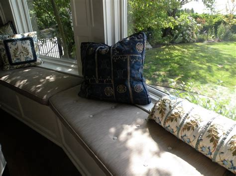 custom window seat cushions indoor 6 steps to make custom window seat cushions