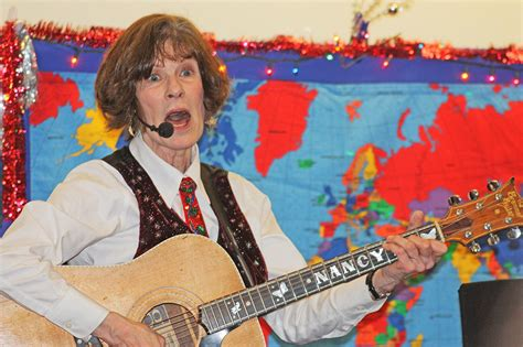 new year song by nancy stewart singalong ushers in the new year kent reporter