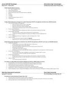 asp net resume resume ideas