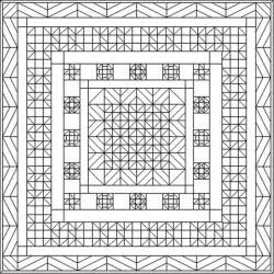 coloring pages for quilts 2004 block of the month coloring quilt