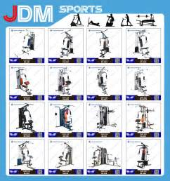 Weight Bench Routine For Beginners Indoor Multi Function Home Gym Exercise Equipment Muscle