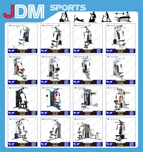 indoor multi function home exercise equipment