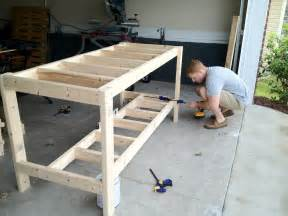 Simple Work Bench Plans Billy Easy Workbench Designs Download Wood Plans Us Uk Ca