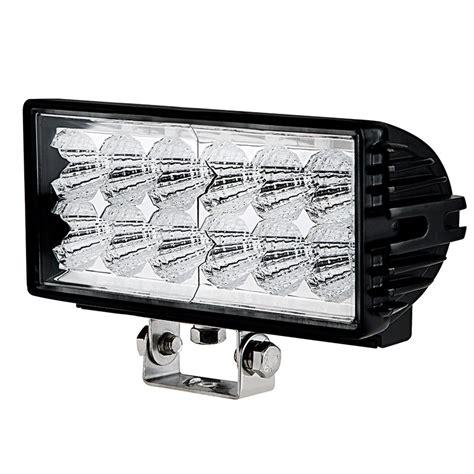 8 Quot Off Road Led Light Bar 13w 2 700 Lumens Led Light Road Led Bar Lights