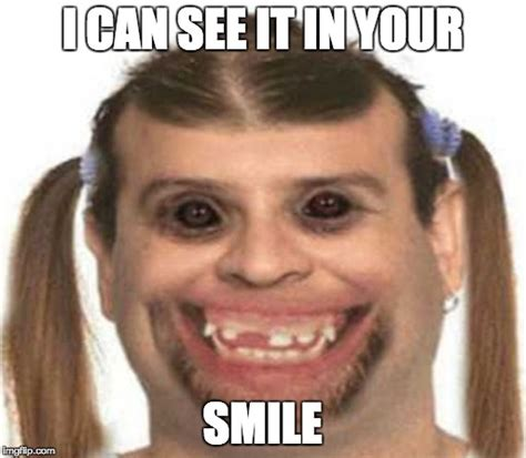 Smile Girl Meme - creepy smile girl meme www imgkid com the image kid
