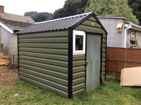 Clane Sheds by Clane Steel Garden Shed For Sale In Raheny Dublin From
