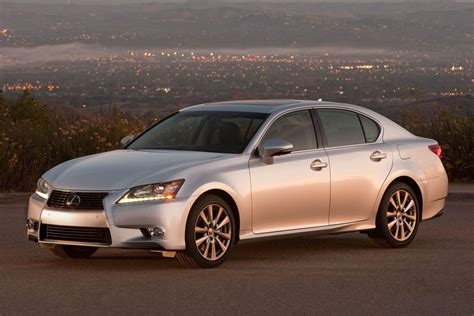 maintenance schedule for 2014 lexus gs 350 openbay