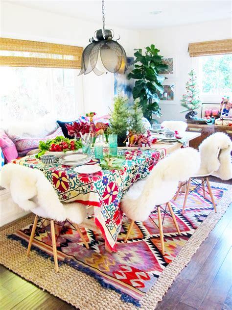 table setup the sweet life jvo christmas in california