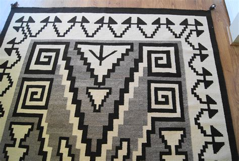 two grey navajo rugs historic two grey pattern variant navajo rug weaving for sale 159 s navajo