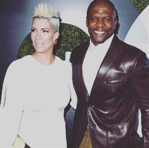 terry crews email rebecca crews actor terry crews wife