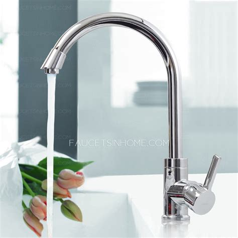 wholesale brass single rotatable kitchen faucets