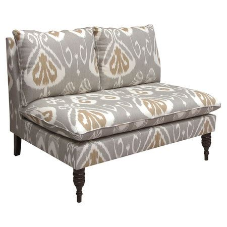 ikat settee 73 best images about home goods on pinterest leather