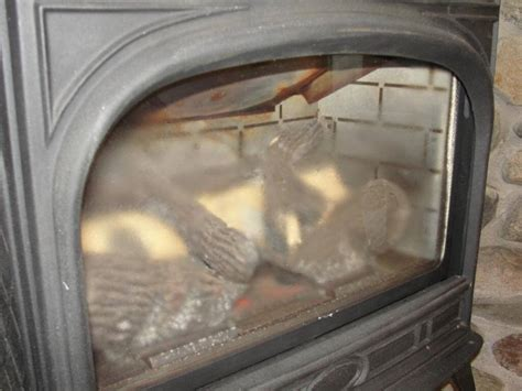 Cleaning The Glass On A Gas Fireplace by Glass At Gas Fireplaces
