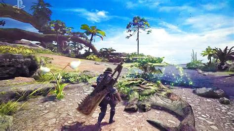 ps4 themes release monster hunter world gets pre order incentives including