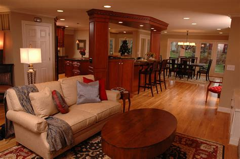 Flooring Ideas For Open Floor Plan by 10 Remodeling Amp Design Ideas To Make A Small Home Seem Larger