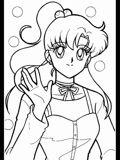 sailor jupiter coloring pages coloring home