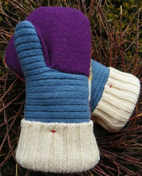 pattern sewing mittens pdf mitten pattern sewing diy pattern tutorial for