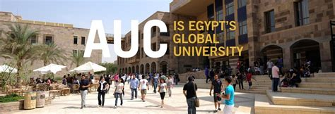 Mba Auc by Master At School Of Business The American In