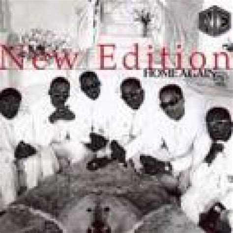 New Edition Home Again by New Edition Records Lps Vinyl And Cds Musicstack
