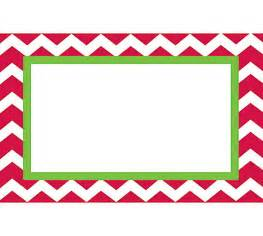 chevron blank gift tags pictures to pin on pinterest