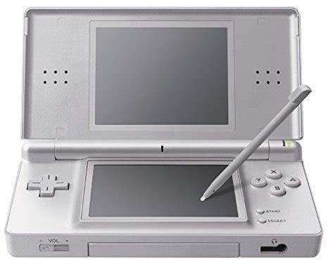 Nintendo Ds Lite Pas Cher by Console Nintendo Ds Lite Argent Ds Console Occasion