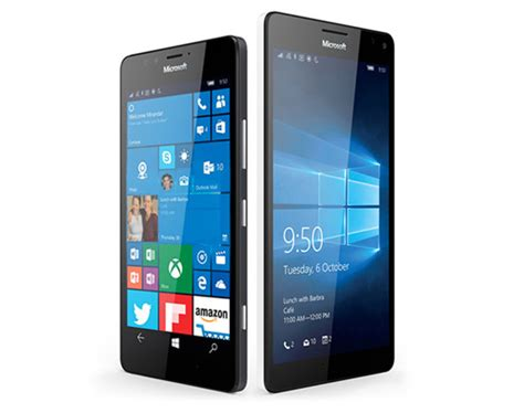 microsoft lumia 950 xl smartphones microsoft global 2015 microsoft unveils lumia 950 and 950 xl phones freshness mag