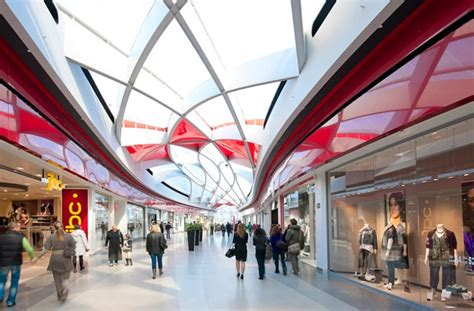 ron arad designed mediacite mall  belgium complete